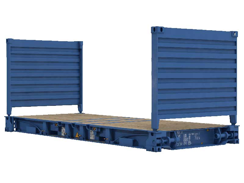 9_Flat_Rack-Container